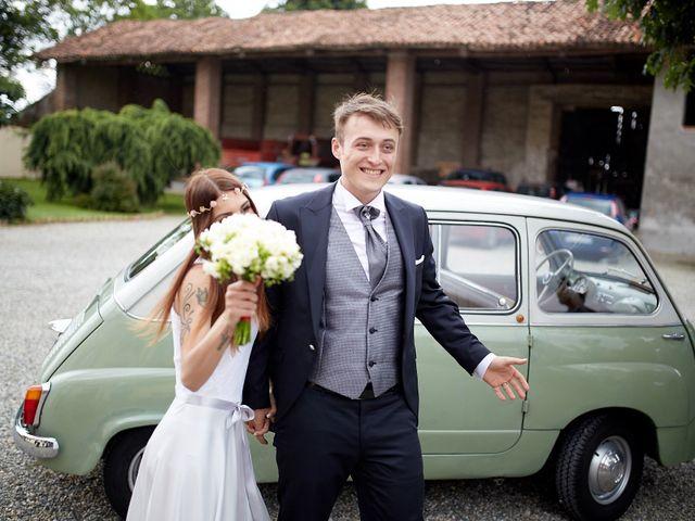 Il matrimonio di Vladimir e Silvia a Torino, Torino 58