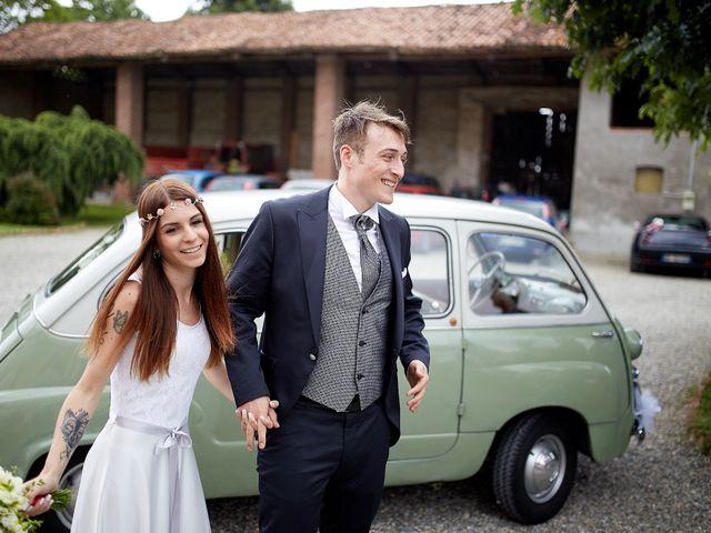 Il matrimonio di Vladimir e Silvia a Torino, Torino 59