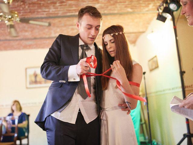 Il matrimonio di Vladimir e Silvia a Torino, Torino 81