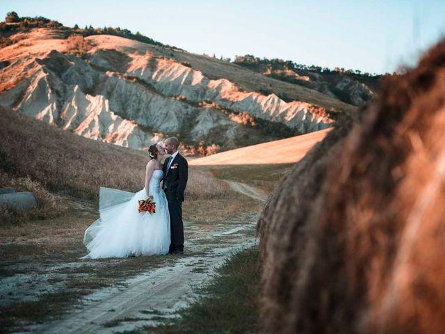 Le nozze di Miriam e Carlos