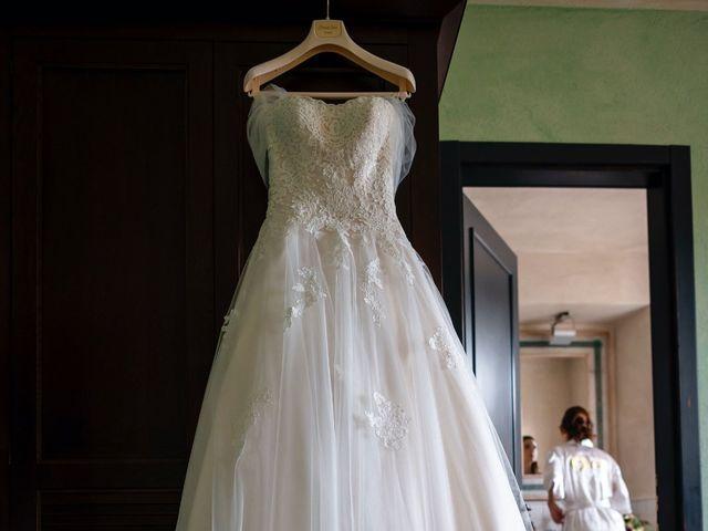 Il matrimonio di Marco e Federica a Buriasco, Torino 15