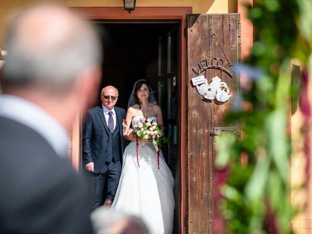 Il matrimonio di Marco e Federica a Buriasco, Torino 31