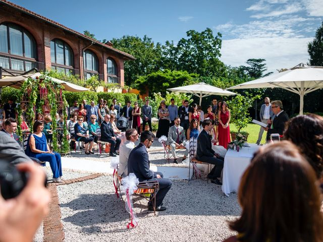 Il matrimonio di Marco e Federica a Buriasco, Torino 34