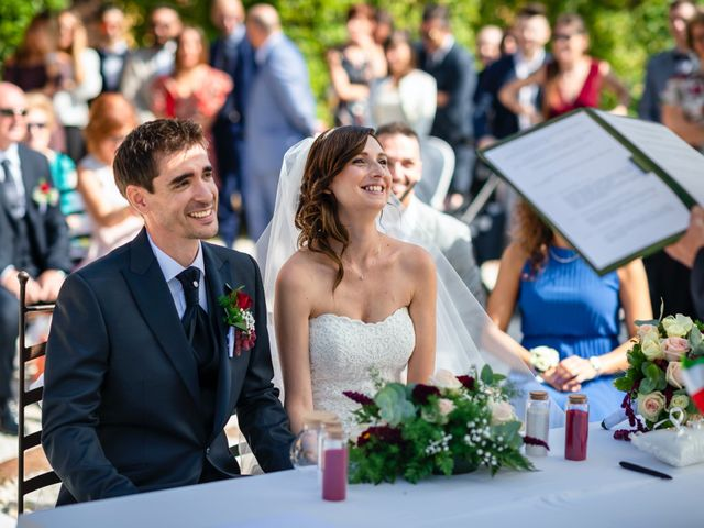 Il matrimonio di Marco e Federica a Buriasco, Torino 35