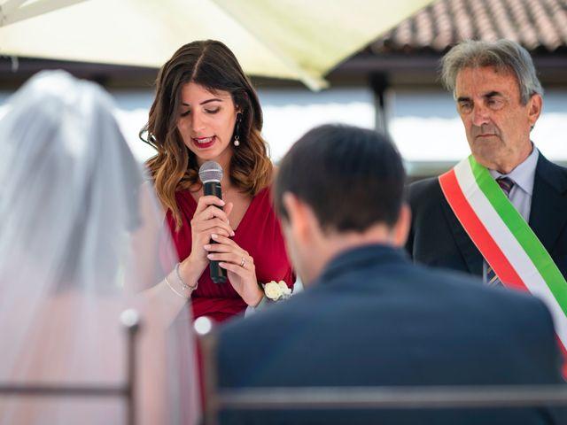 Il matrimonio di Marco e Federica a Buriasco, Torino 36