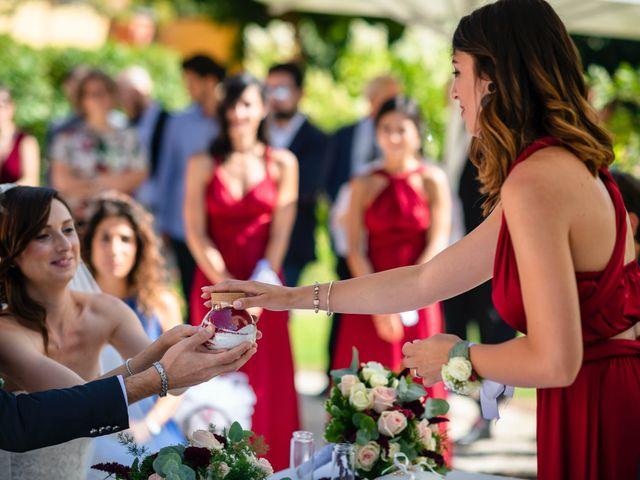 Il matrimonio di Marco e Federica a Buriasco, Torino 38