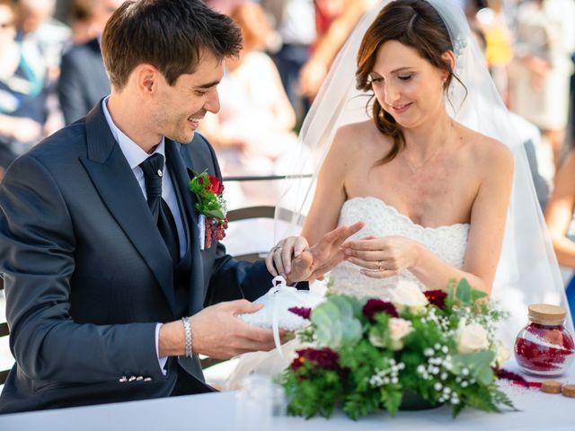 Il matrimonio di Marco e Federica a Buriasco, Torino 40