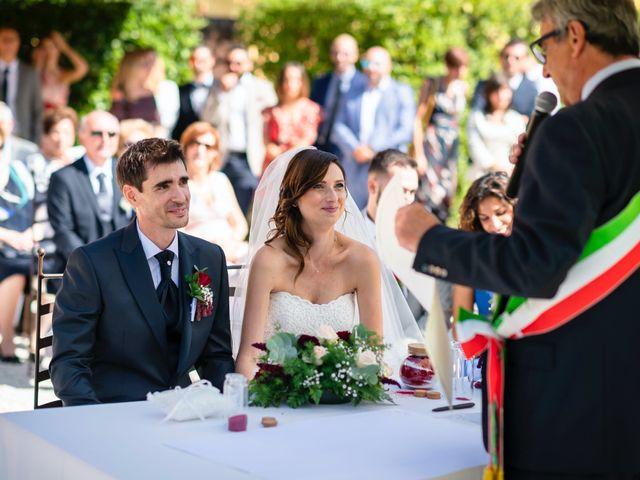 Il matrimonio di Marco e Federica a Buriasco, Torino 42