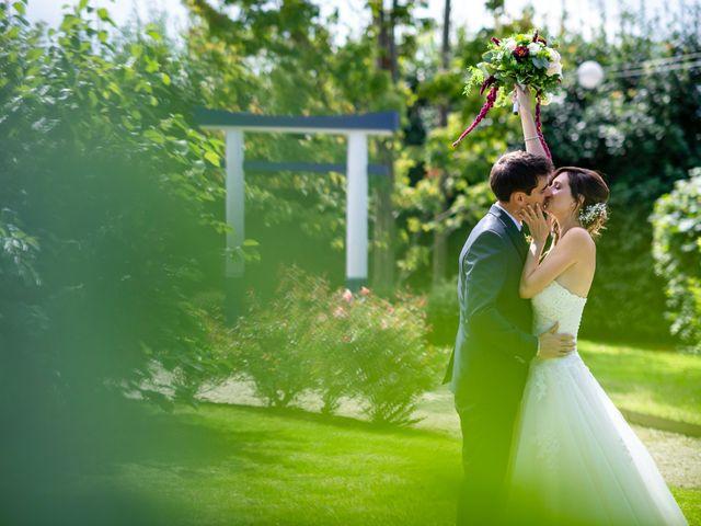 Il matrimonio di Marco e Federica a Buriasco, Torino 1