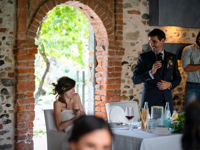 Il matrimonio di Marco e Federica a Buriasco, Torino 61