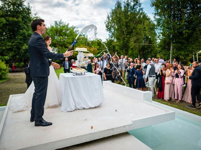 Il matrimonio di Marco e Federica a Buriasco, Torino 73