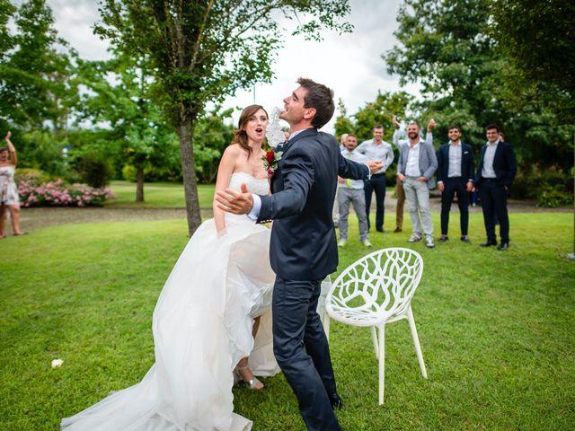 Il matrimonio di Marco e Federica a Buriasco, Torino 77