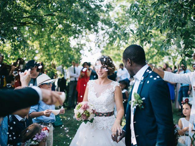 Le nozze di Elena e Jérèmie