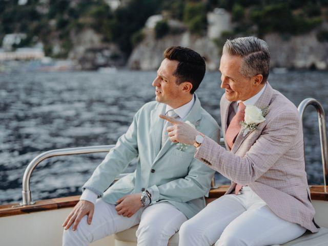 Il matrimonio di Adam e Kelly a Positano, Salerno 2