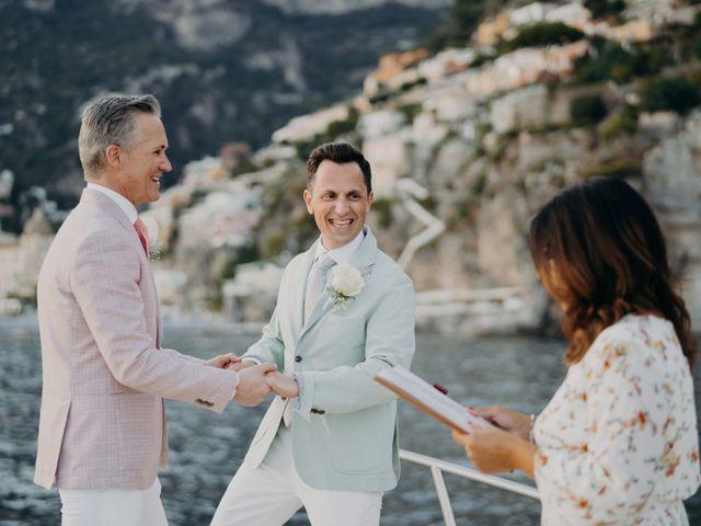 Il matrimonio di Adam e Kelly a Positano, Salerno 6
