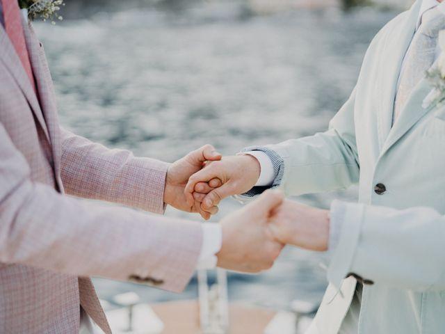 Il matrimonio di Adam e Kelly a Positano, Salerno 9