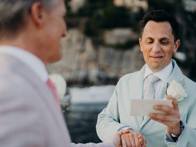 Il matrimonio di Adam e Kelly a Positano, Salerno 11