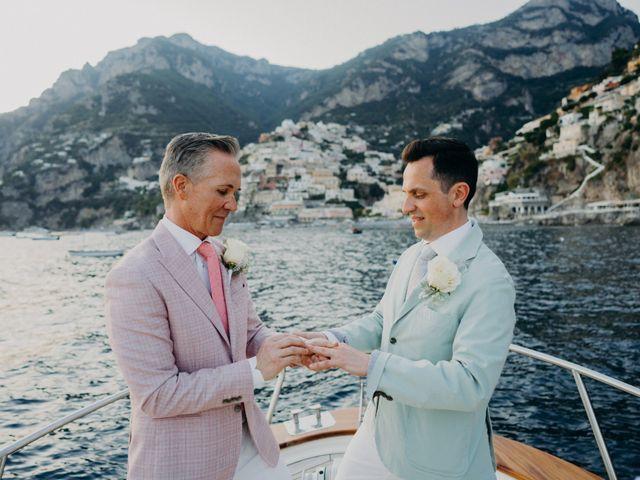 Il matrimonio di Adam e Kelly a Positano, Salerno 16