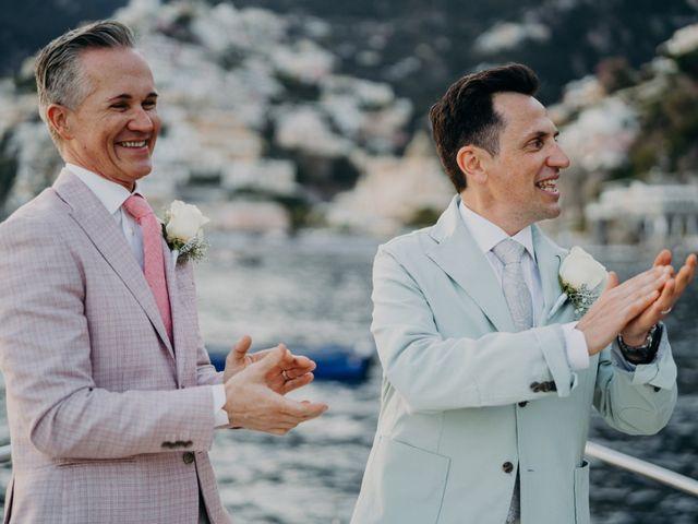 Il matrimonio di Adam e Kelly a Positano, Salerno 18