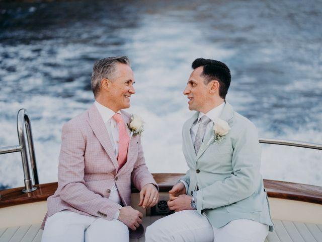 Il matrimonio di Adam e Kelly a Positano, Salerno 20