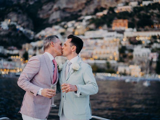 Il matrimonio di Adam e Kelly a Positano, Salerno 21