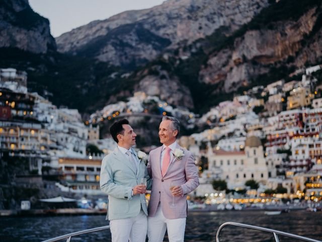 Il matrimonio di Adam e Kelly a Positano, Salerno 22
