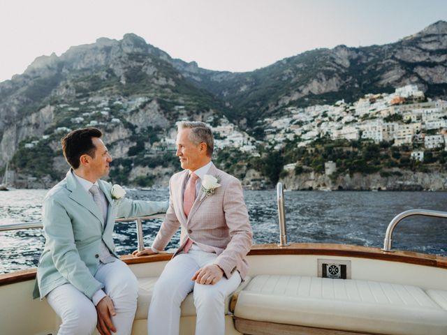 Il matrimonio di Adam e Kelly a Positano, Salerno 23
