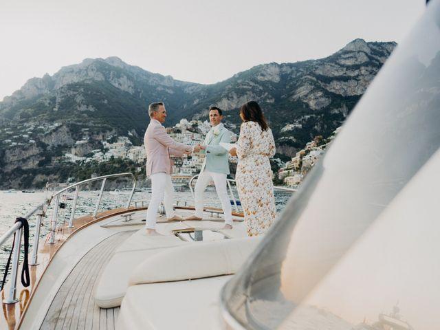 Il matrimonio di Adam e Kelly a Positano, Salerno 24