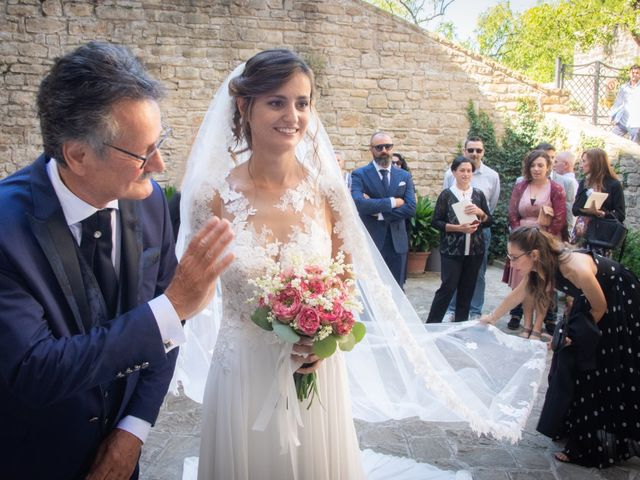 Il matrimonio di Daniele e Miriam a Jesi, Ancona 27