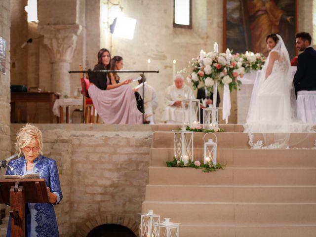 Il matrimonio di Daniele e Miriam a Jesi, Ancona 47