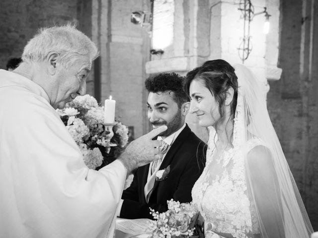 Il matrimonio di Daniele e Miriam a Jesi, Ancona 78