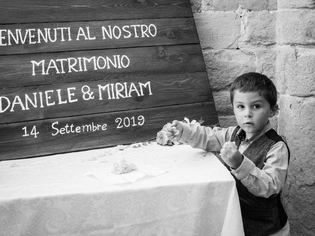 Il matrimonio di Daniele e Miriam a Jesi, Ancona 101