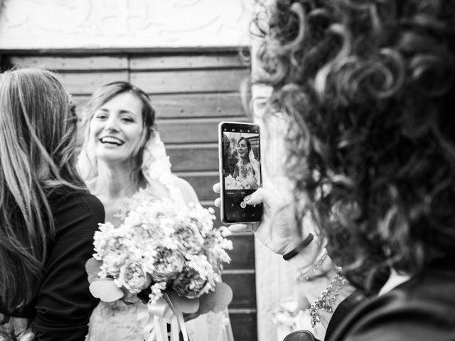 Il matrimonio di Daniele e Miriam a Jesi, Ancona 110