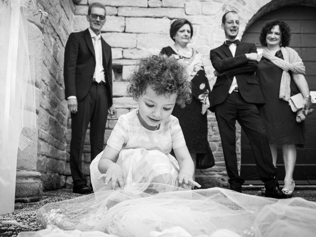 Il matrimonio di Daniele e Miriam a Jesi, Ancona 111