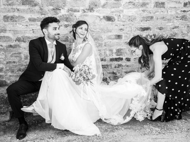 Il matrimonio di Daniele e Miriam a Jesi, Ancona 115