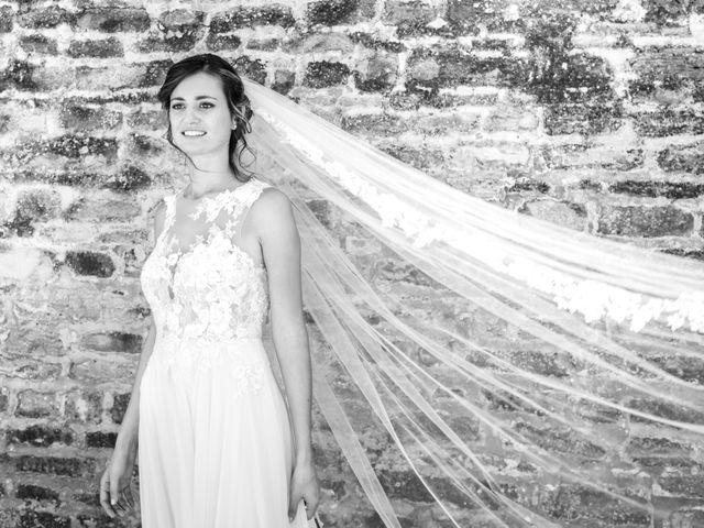 Il matrimonio di Daniele e Miriam a Jesi, Ancona 1