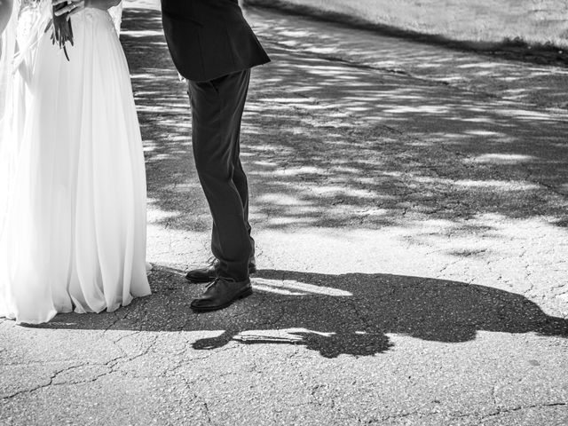 Il matrimonio di Daniele e Miriam a Jesi, Ancona 124