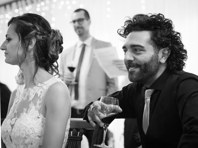 Il matrimonio di Daniele e Miriam a Jesi, Ancona 136
