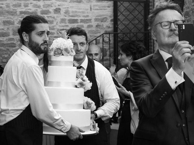 Il matrimonio di Daniele e Miriam a Jesi, Ancona 150
