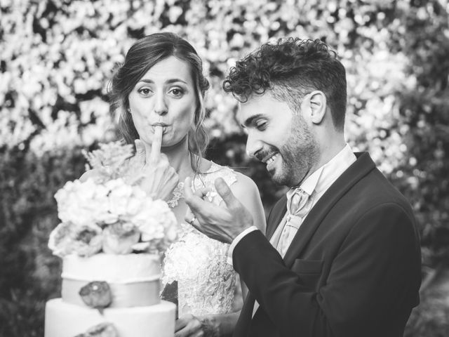 Il matrimonio di Daniele e Miriam a Jesi, Ancona 156