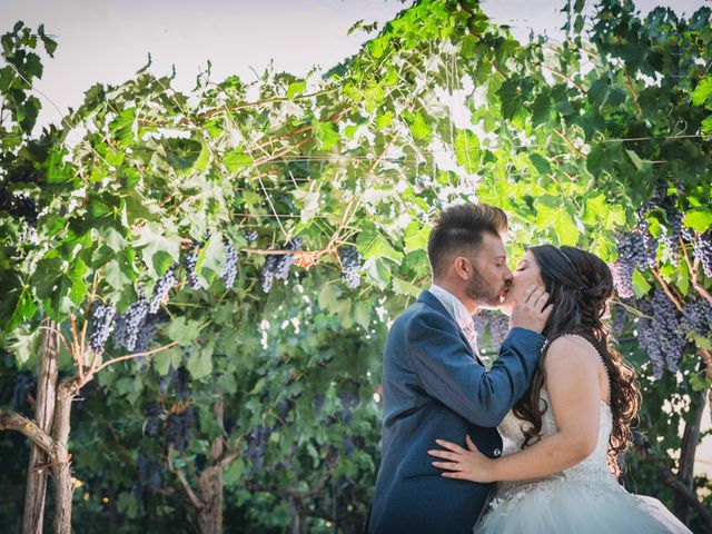 Le nozze di Maria Elena e Giuseppe