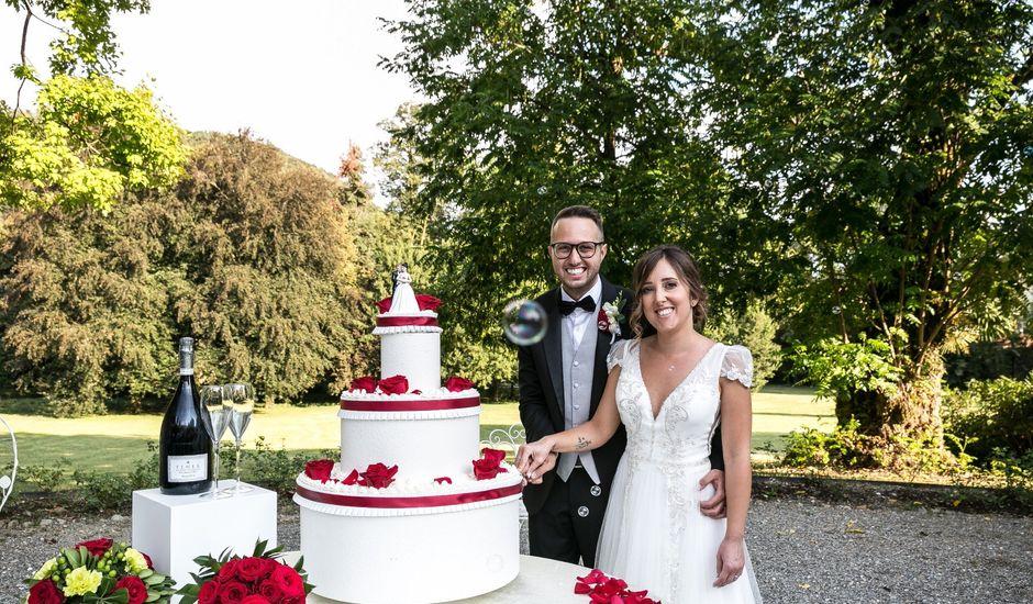Il matrimonio di Nicola e Anna a Trescore Balneario, Bergamo