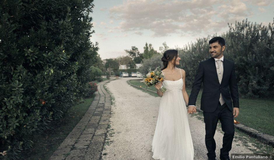 Il matrimonio di Antonio e Maria a Capua, Caserta