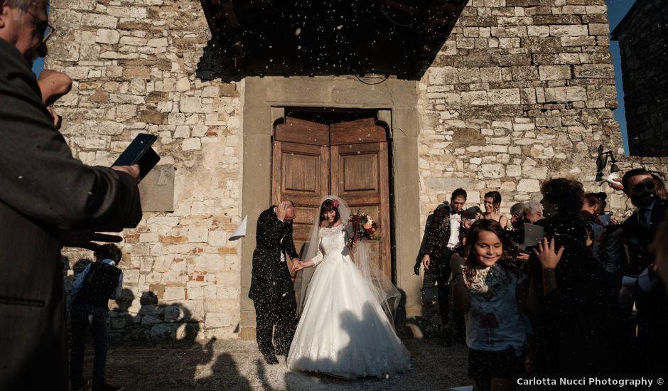 Il matrimonio di Emanuele e Patrizia a Rignano sull'Arno, Firenze