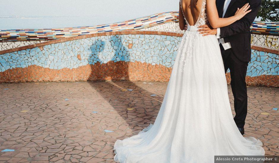 Il matrimonio di Giuseppe e Caterina a Vietri sul Mare, Salerno