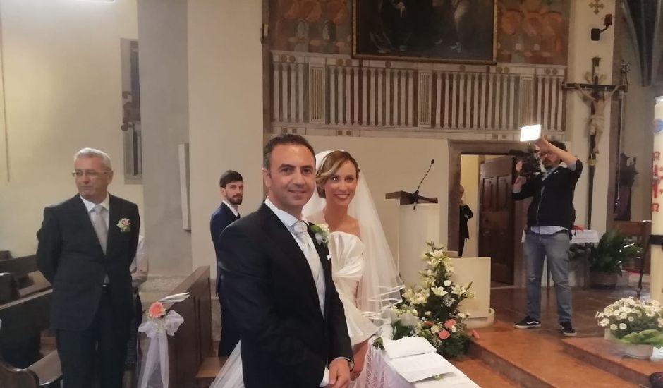Il matrimonio di Lavinia e Giuseppe a Bleggio Superiore, Trento