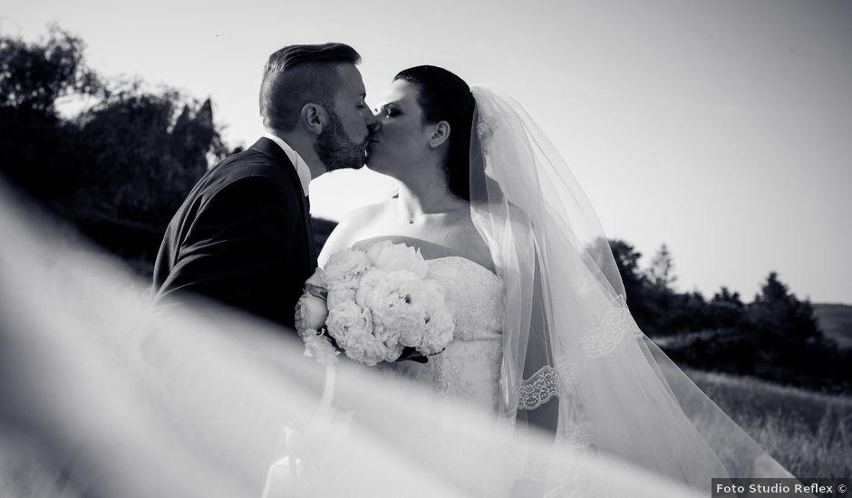Il matrimonio di Bruno e Ramona a Fivizzano, Massa Carrara