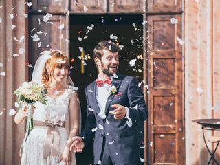 Le nozze di Francesca e Frantz
