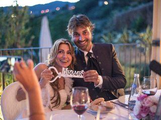 Le nozze di Vanessa e Giorgio