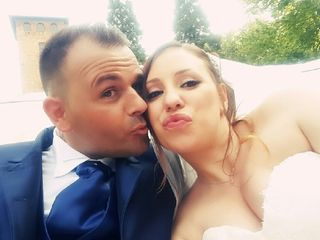 Le nozze di Pamela e Francesco 1